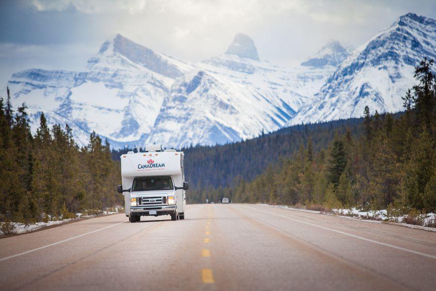 CanaDream - MH-A - Icefields Parkway - Camper huren Canada - Doets Reizen