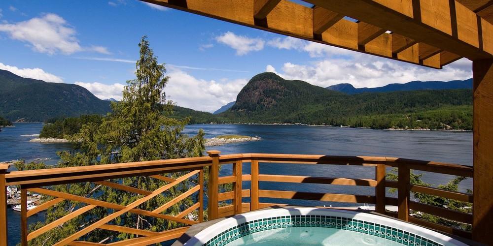 Sonora Resort - British Columbia - Canada - Doets Reizen