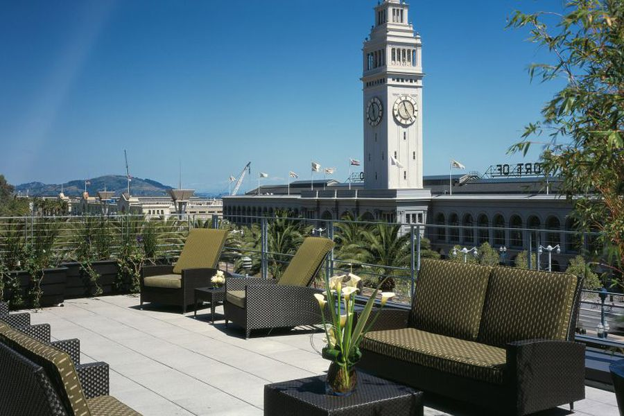 Hotel Vitale in San Francisco, California