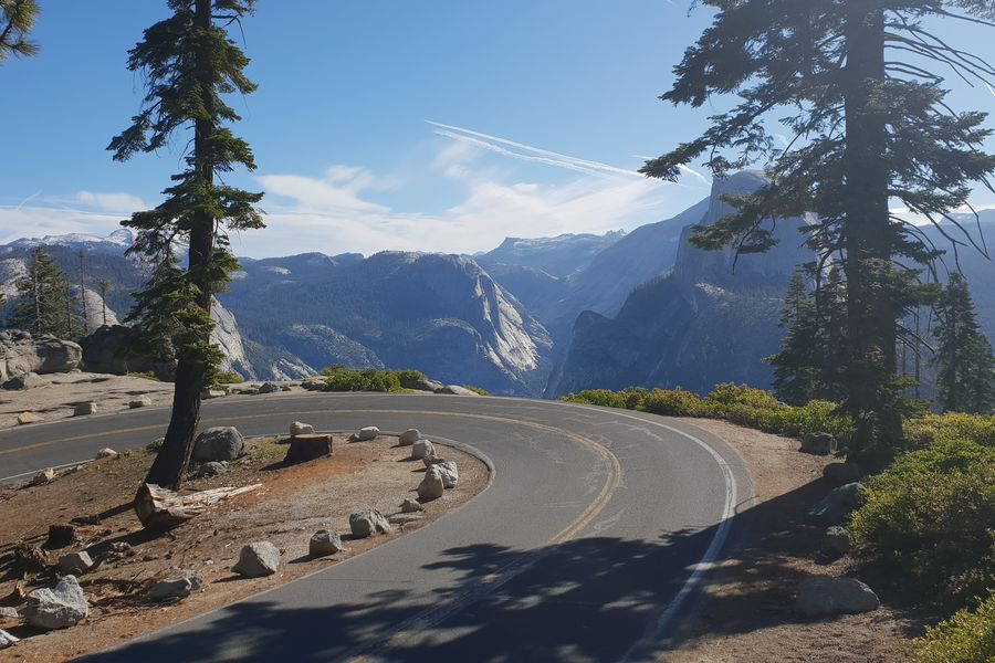 Tioga Pass - Yosemite National Park - California - Doets Reizen