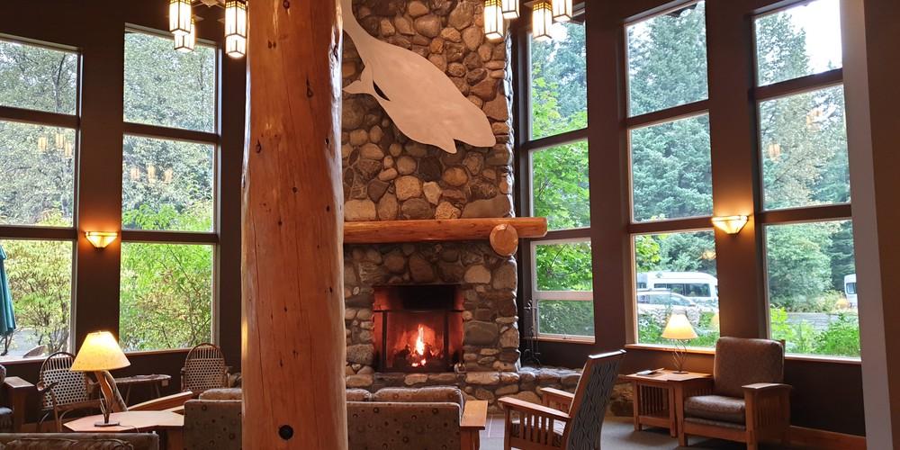 Seward Windsong Lodge - Alaska - Doets Reizen