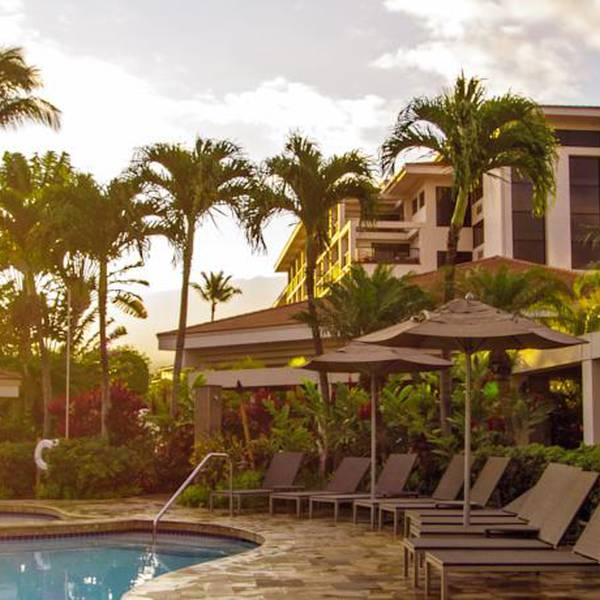 Maui Coast Hotel Exterior