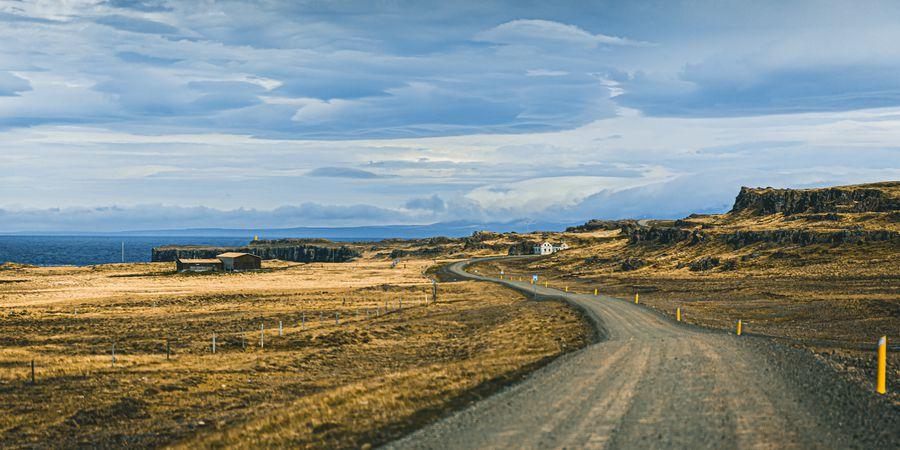Arctic Coast Way in het noorden van IJsland - Doets Reizen