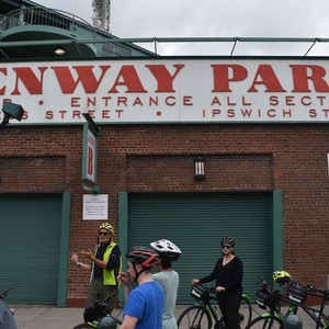 Dag 19 – Fietsend door Boston en de 'freedom trail' - Dag 19 - Foto