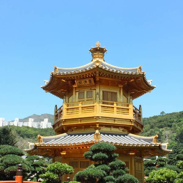Hong Kong Po Lin Klooster