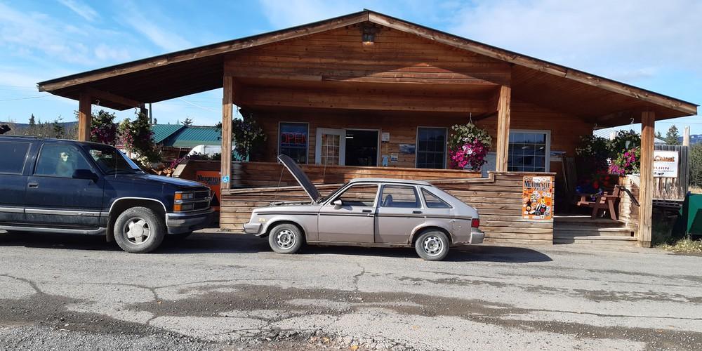 Breaburn Lodge - Yukon - Canada - Doets Reizen