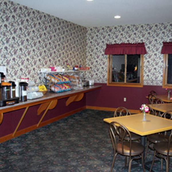 Best Western Acadia Park Inn - ontbijtruimte
