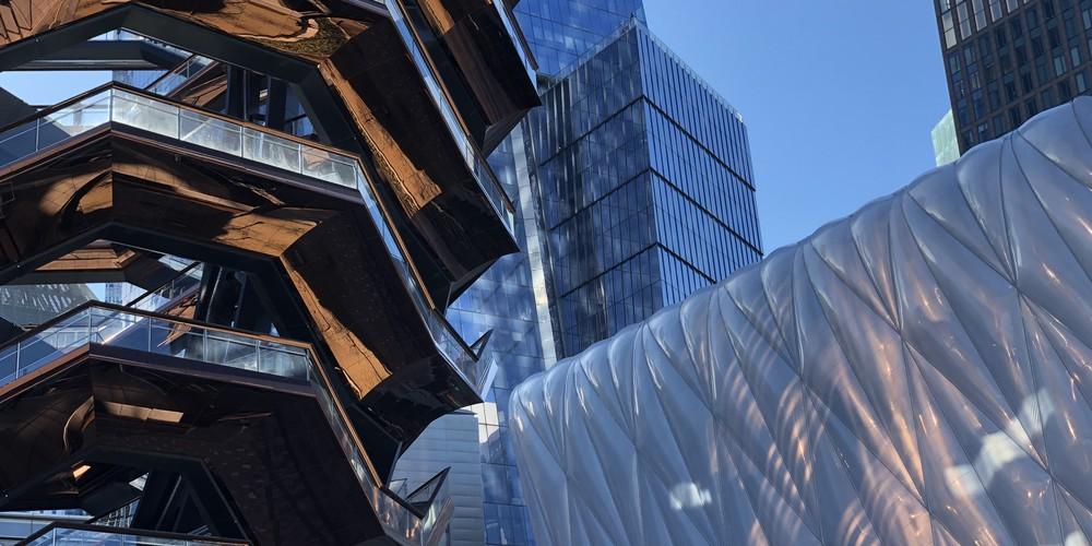 Hudson Yards - New York - Doets Reizen