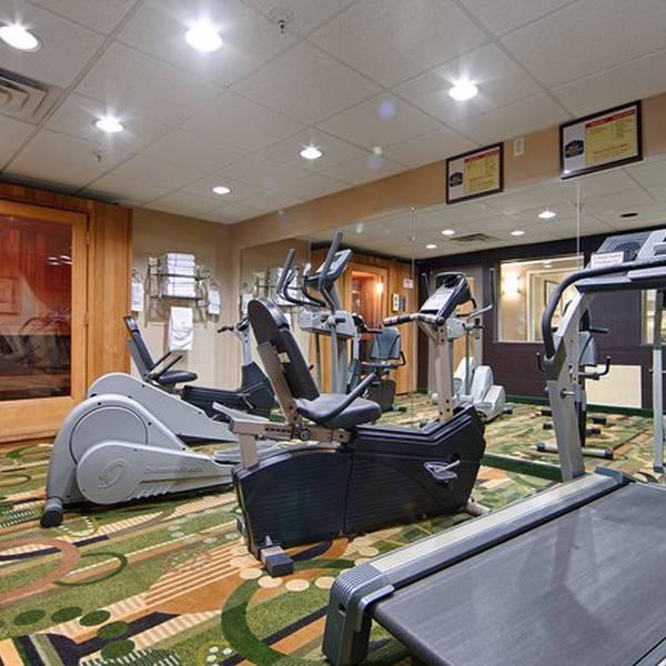 BW Tulsa - gym