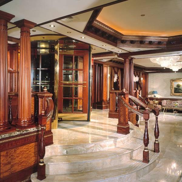 Excelsior Hotel - lobbyhall