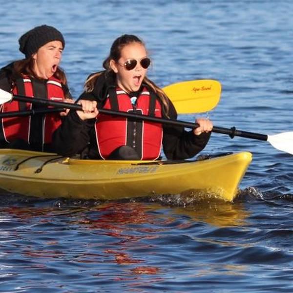 Kayaking Tour - Lazy Bear Lodge - Churchill - Manitoba - Canada - Doets Reizen