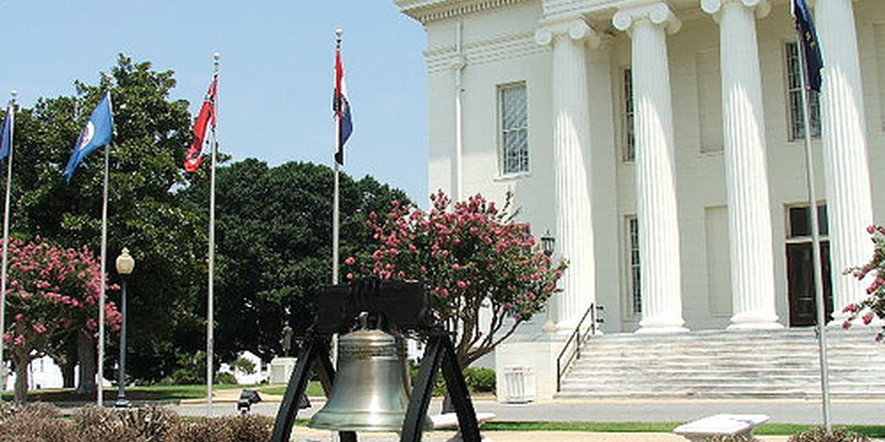 Montgomery - Alabama - Doets Reizen