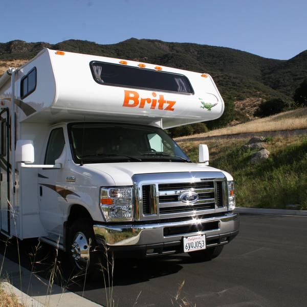 Britz USA - Camper huren Amerika - Doets Reizen