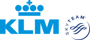 KLM Logo - Doets Reizen