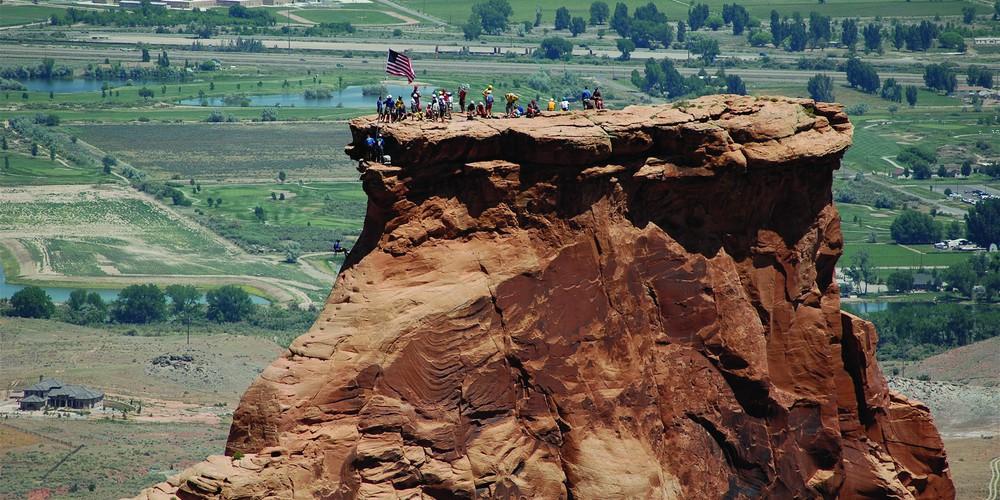 Colorado National Monument Grand Junction Colorado.