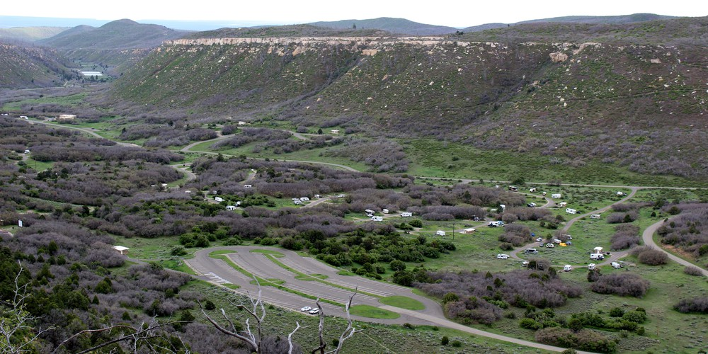 Morefield Camp - Mesa Verder National Park - Colorado - Doets Reizen