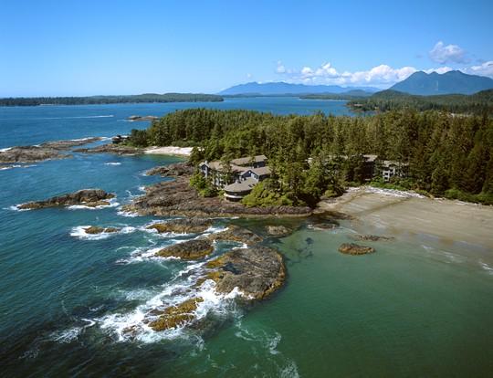 Pacific Rim National Park Wickaninnish Inn