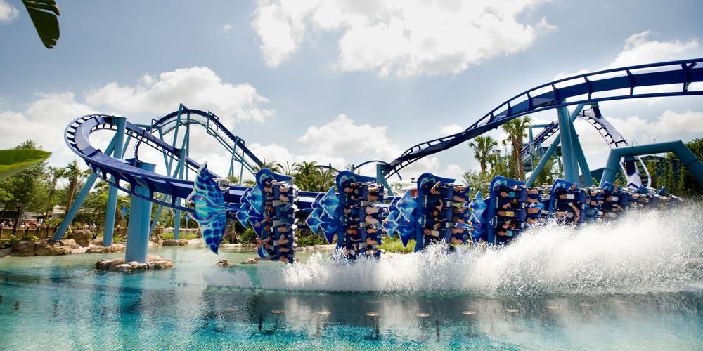 SeaWorld Orlando Florida