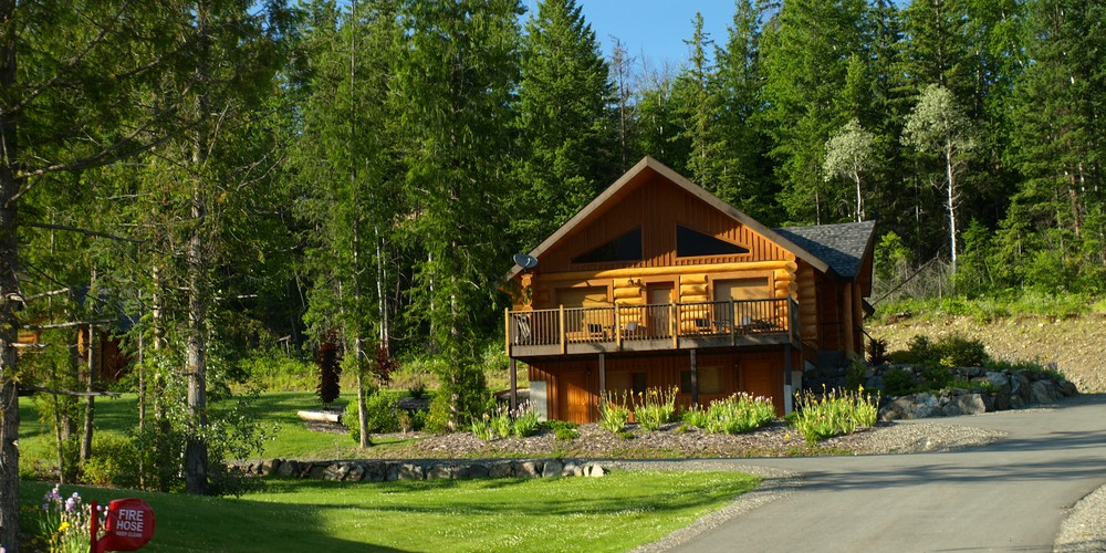 Wells Gray Provincial Park Alpine Meadows Resort
