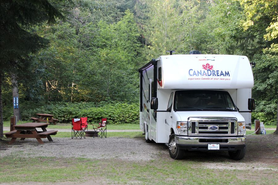 CanaDream MHA - camper huren Canada - Doets Reizen