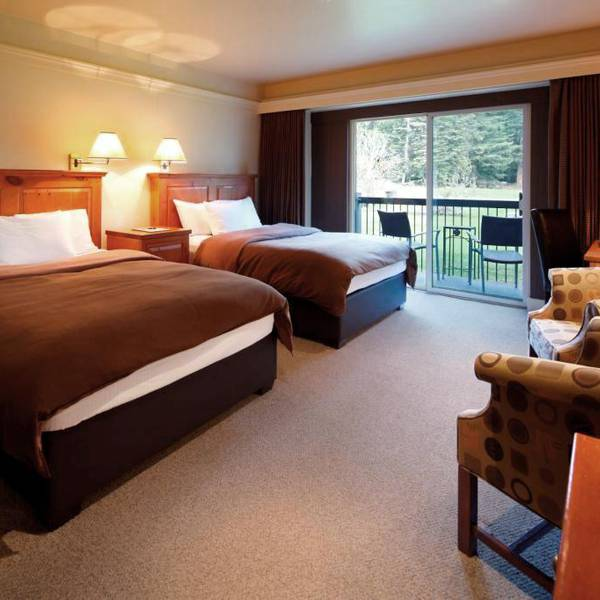 Deer Lodge - Heritage Double Room