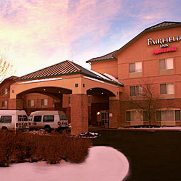 Fairfield Inn Denver - exterior