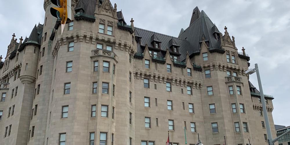 Fairmont Laurier Hotel - Ottawa - Ontario - Canada - Doets Reizen