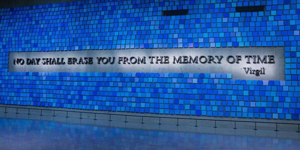 9/11 Memorial Museum - New York - Doets Reizen