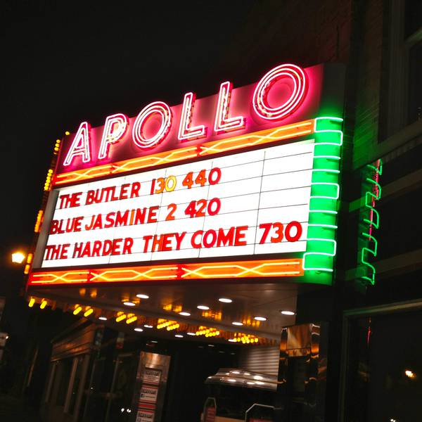 Apollo Theater - Harlem - New York - Doets Reizen