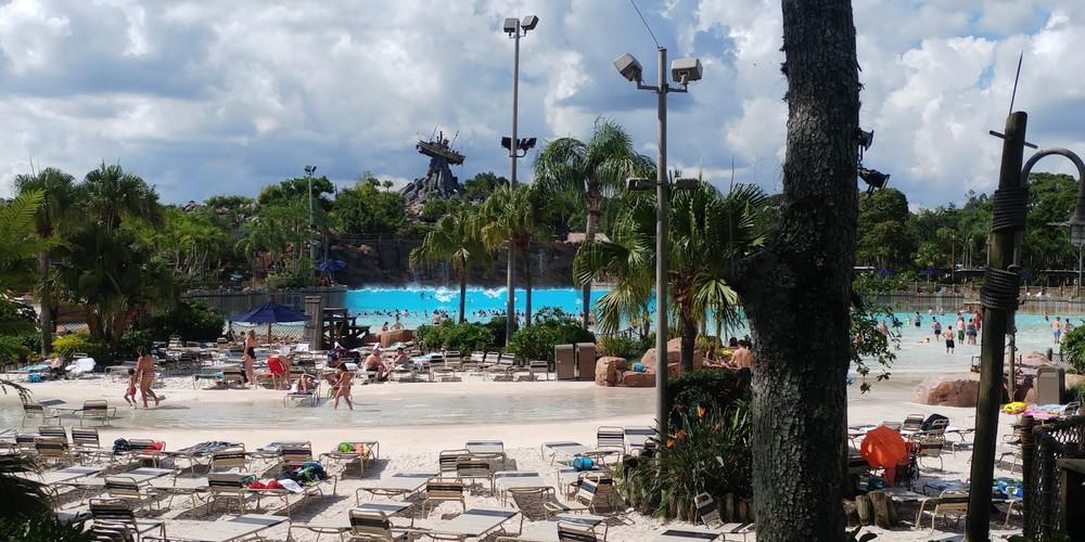 Typhoon Lagoon - Orlando - Florida - Doets Reizen