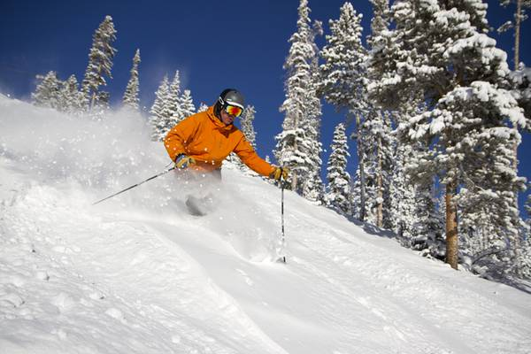 Wintersport Breckenridge Colorado USA