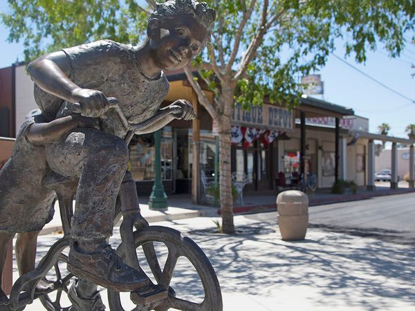 Boulder City - Nevada - Doets Reizen - Credits Travel Nevada and Sydney Martinez