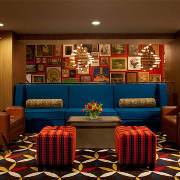 Hotel Lincoln - lobby