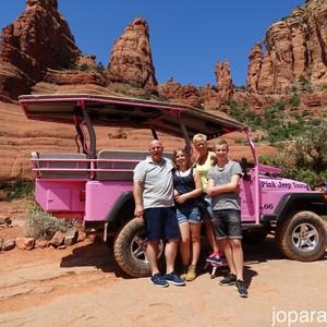 dag 13 - 6 Augustus - roze donderdag -hi hàh - Dag 13 - Foto