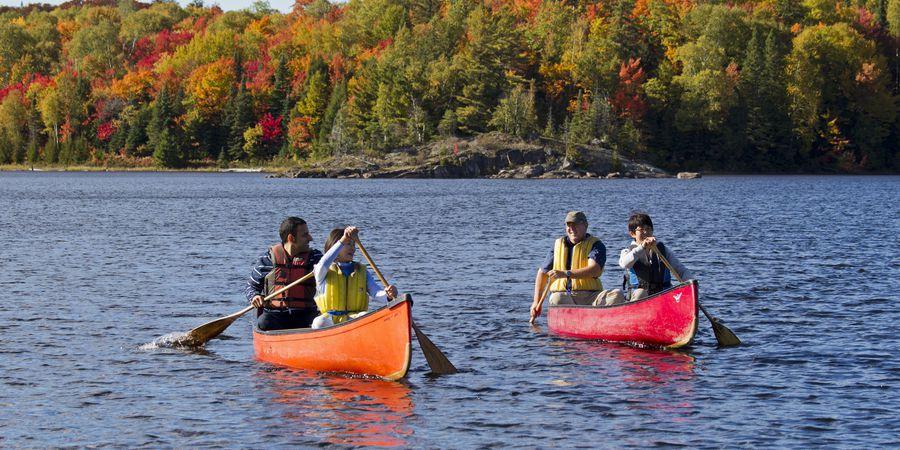 Algonquin Provincial Park - Ontario - Canada - Doets Reizen