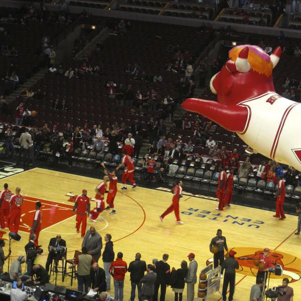 Chicago Bulls - Sport - Chicago - Illinois - Doets Reizen