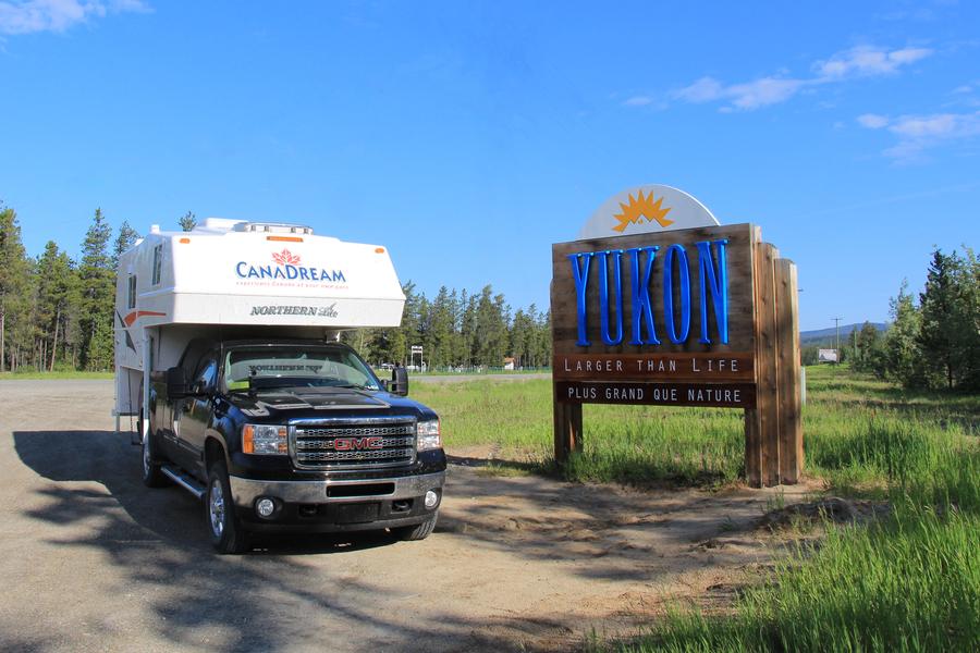 CanaDream - Yukon - Camper huren Canada - Doets Reizen