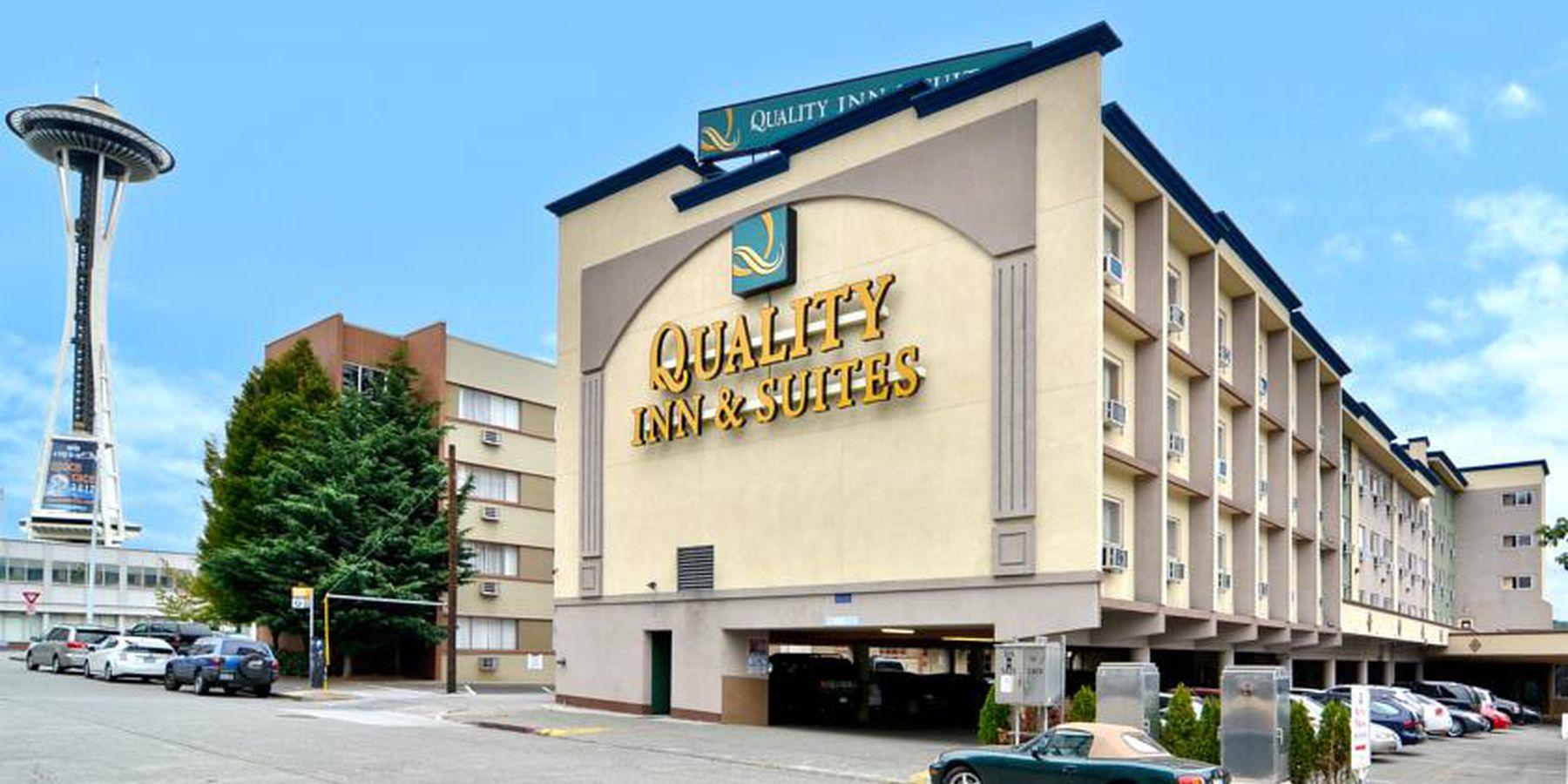Quality Inn & Suites Seattle - exterior