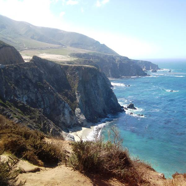 Big Sur, Highway 1 in California