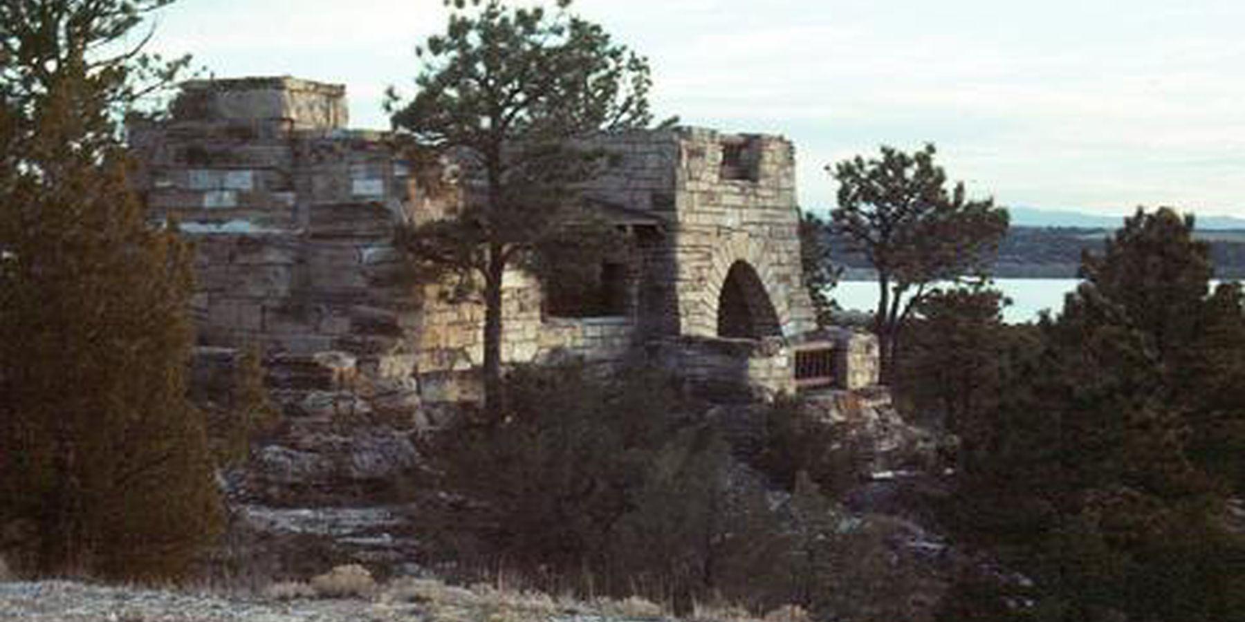 Guernsey State Park - Wyoming - Doets Reizen