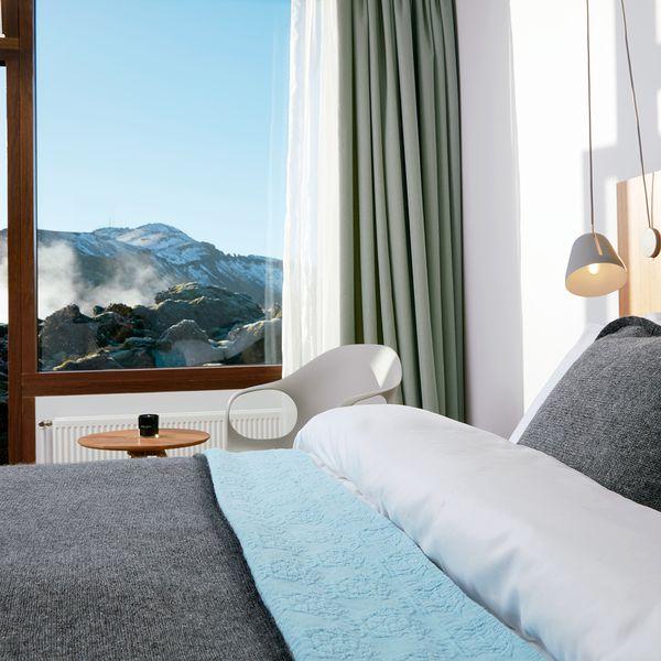 Silica Hotel Blue Lagoon Clinic - kamert