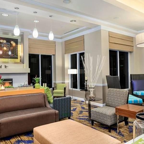 Hilton Garden Inn Garden Grove - lobby12