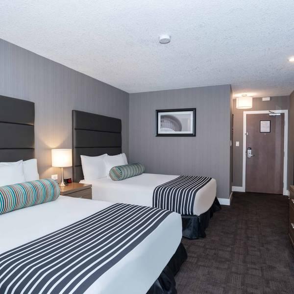 Sandman Inn Dwn Calgary  - kamer