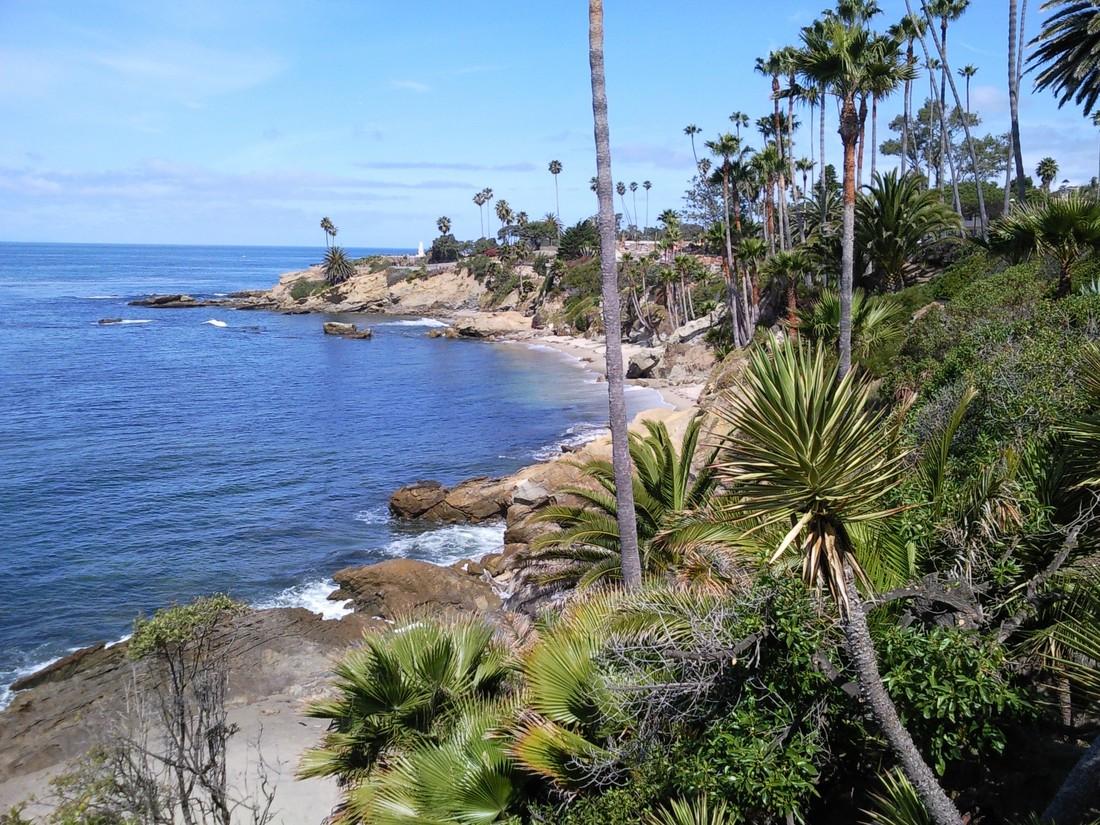 Laguna Beach, Los Angeles, California