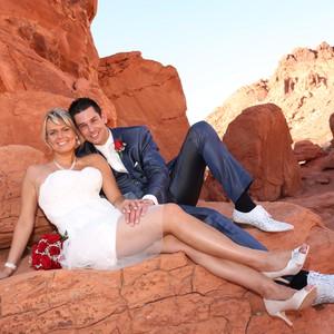 Las Vegas & Valley of Fire - The Wedding - Dag 3 - Foto