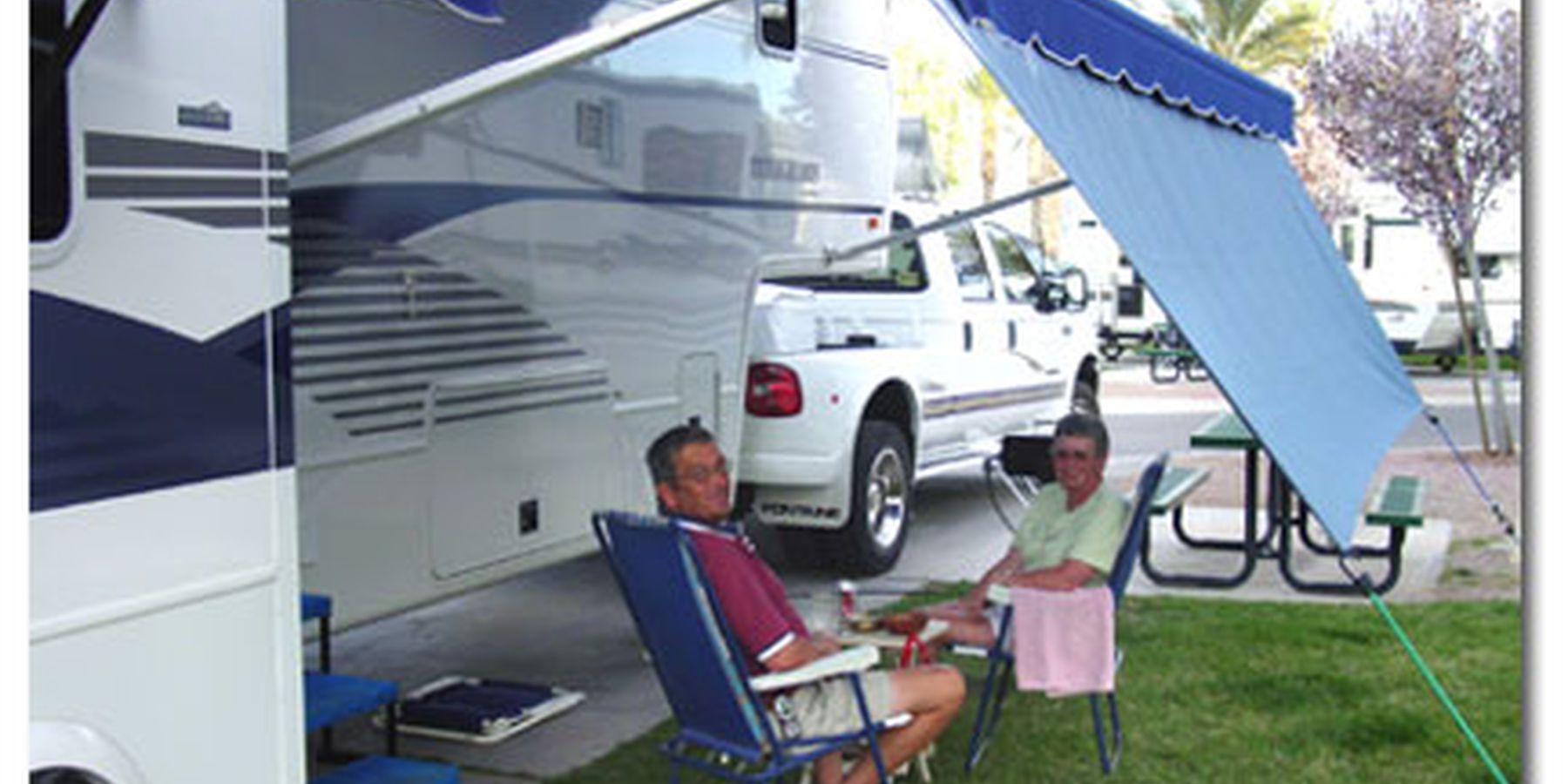 Oasis Las Vegas RV Resort - campingplaats