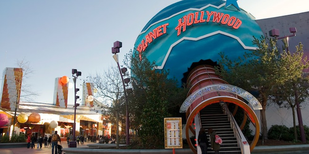 Planet Hollywood - New York - Doets Reizen