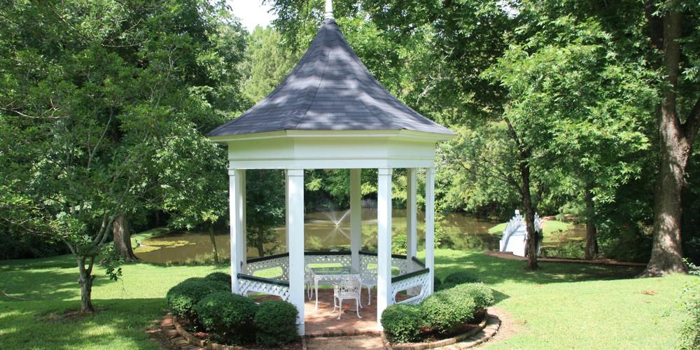 Monmouth Plantation - Hotel - Natchez - Mississippi - Amerika - Doets Reizen