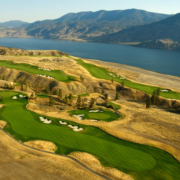 Kamloops - Golf