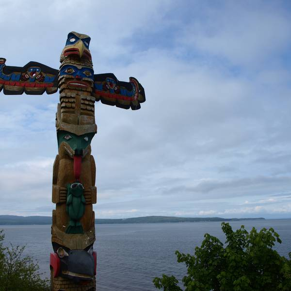 Duncan - Vancouver Island - British Columbia - Canada - Doets Reizen
